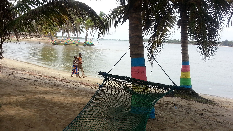 Strand, hengekøye og palmesus. Trenger man noe mer?