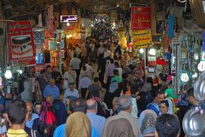 Iran basarene