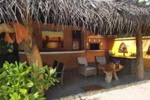 Mangrove Beach Cabanas restaurant