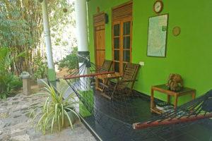Nature house i Udawalawe