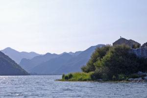 Lake Skadar - båttur