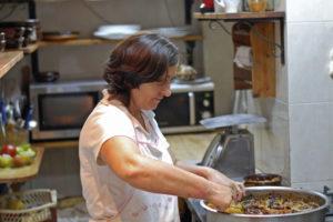 Oda restaurant i Tirana
