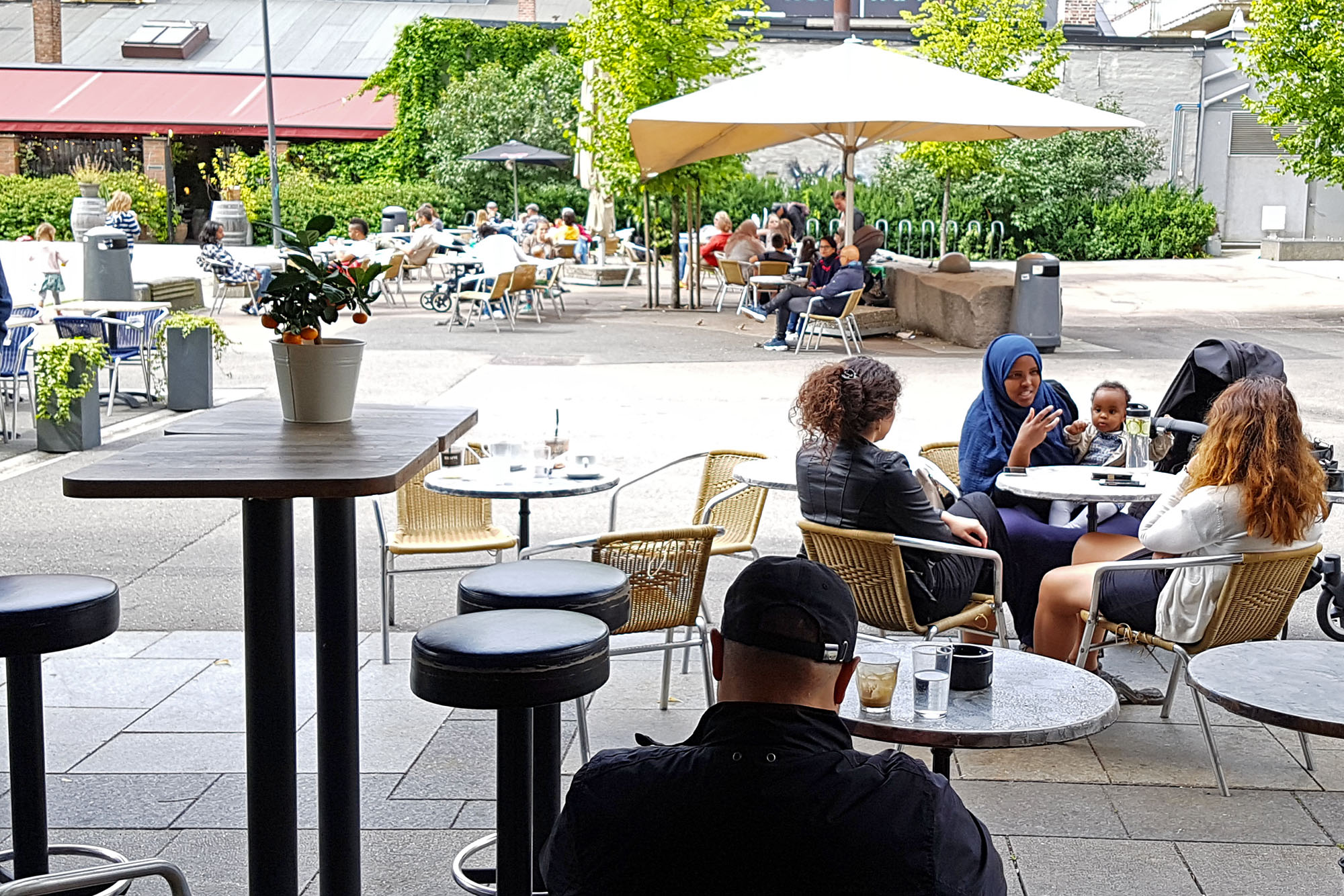 Evita - Fem fine uteserveringer i Oslo